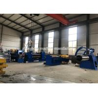 Best High Speed Hydraulic Steel Coil Slitting Line Machine For Stainless Steel wholesale