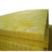 China low thermal conductivity glass wool board sound absorbing glass wool plate on sale