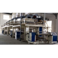 China Pet Film Self Adhesive 150m/Min 1600mm Solvent Glue Coating Machine on sale