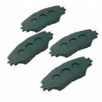 Best High Performance Automotive Brake Pads Smooth Braking For The Safe Driving wholesale