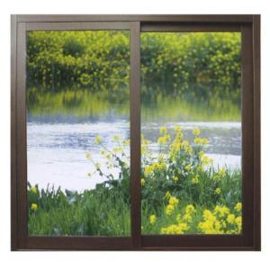 Best Smooth sandblasting mosquito net aluminum sliding windows for industrial building wholesale