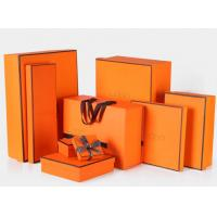 Square Paper Gift Box Simple Design Color Cardboard Gift Boxes With Lids