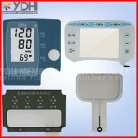 Best 3M467 / 3M468 Electronic PCB Membrane Switch For Disk Drives , 0.3mm Hole wholesale