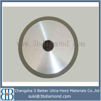 Best Changsha China manufacturer 6A2 cup vitrified diamond grinding wheel for pcd wholesale