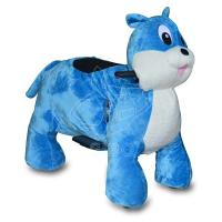 Best Sibo Blue Mouse Animal Rides For Kids Shopping Mall wholesale