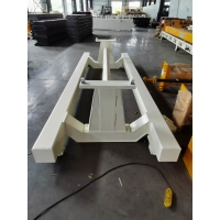 Best H1140mm 1500kg Concrete Saw Trolley for cutting material wholesale