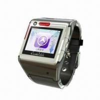 Best Wristwatch Phone with MTK6253 Platform, Supports GPS Location and SOS Help wholesale