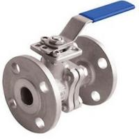 China Two Piece Ball Valve Pressure Rating Class 150-1500 Buttwelding Ends on sale