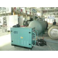 China 7.5HP Oil Less Industrial Refrigerant Recovery Machine with Air / Water Cooling on sale