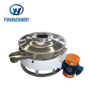 Best Diesel Engine Powder Screening Equipment , Mobile Straight Vibrating Screen Machine Sifter wholesale