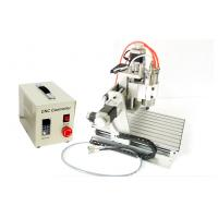 China Water Cooled Spindle Mini CNC Router Engraving Machine 800w 3 Axis on sale
