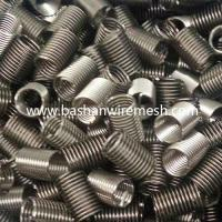 Best 304 stainless steel wire thread insert with all size China manufacture made wholesale