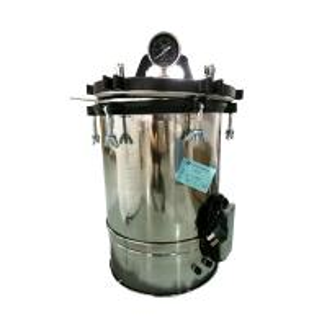 China Horizontal Cylindrical Lab Testing Machine 2000 Watts / 6.88 Amps Steam Sterilizer on sale