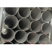 Best ASTM A312  TP316(1.4405) TP304(1.4301) SCH40,6M Stainless Steel Welded Pipes wholesale