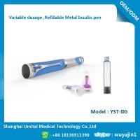 Multi Function Reusable Insulin Pen Safety Needles Injection Instructions