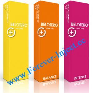 China BELOTERO SOFT LIDOCAINE , 1ml , Dermal Fillers ,  Cross-linked sodium hyaluronate:20.0 mg on sale