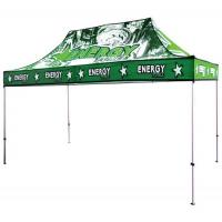 Best Pop Up Advertising Folding Tent 3x6 Aluminum Structure Simple Assembly wholesale