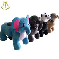 Best Hansel indoor entertainment electric rideable toy car riding animals for kids wholesale