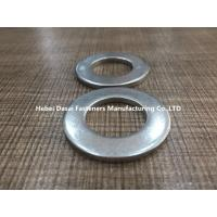 Best Zinc Plated Finish Steel Flat Washers DIN 9021 3mm Thickness Grade 4.8 wholesale