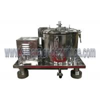 Best Low cost stainless steel spin hemp oil centrifuge filter wholesale