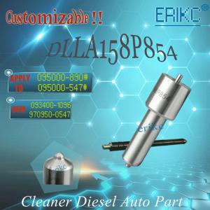 Best DLLA 158 P 854 Denso Isuzu diesel injector nozzle DLLA158P854 / 9709500547 fuel nozzle assembly  DLLA 158P 854 wholesale