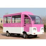 Best Stainless Steel Mobile Food Cart Mobile Hot Dog Cart Integral Frame Construction wholesale