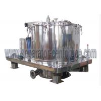 Best Pharmaceutical Manual Centrifuge Machine For Plant Essential Oil Extraction wholesale