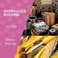 Best Hydraulics Sleeve Guide Pump Bushing We Stock and Manufacture Solutions for the Hydraulics Industries Slding Bearings wholesale