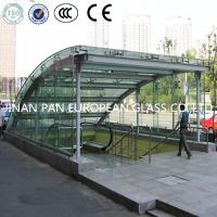 Best High quality 8.38mm Clear and Tinted Laminated Glass for hurdle wholesale