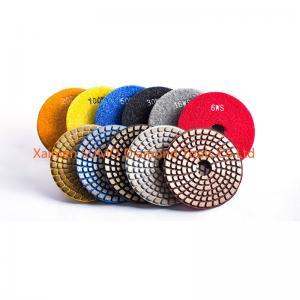 China diamond grinding disc Double Oval shape segment for Husqvarna Grinders on sale