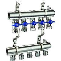 China Pre-Assembled Brass Manifold for Underfloor Heating (TOMILAKE--005) on sale