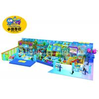 Best Professional Commercial Soft Play Equipment / Kids Indoor Playground wholesale