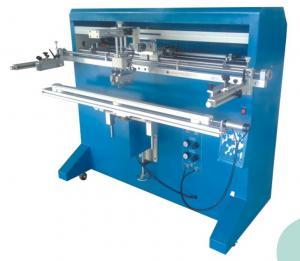 China CE 800pcs/Hr Semi Automatic Screen Printing Machine Multicolor on sale