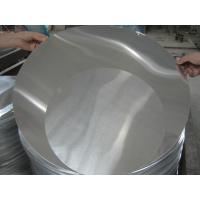 Best Polished Aluminium Sheet Circle For Deeping Drawing / Spinning / Anodizing wholesale