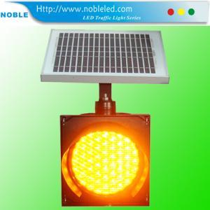 Cheap 8inch solar traffic light(NBSFL200) for sale