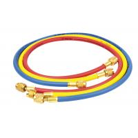 China REFRIGERANT CHARGING HOSE, CPS CHARGING HOSE, 800PSI TO 4000 PSI, RYB-03 on sale