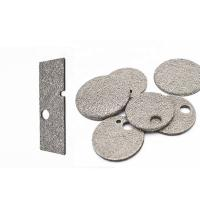 Best Sintered Metal Fiber Felt Filter Disc With Excellent Permeability wholesale