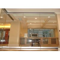 Best Aluminum Temporary Wall Partitions Provide A Complete Sound Retardant Barrier wholesale