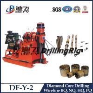 China High Quality DF-Y-2 Diamond Core Drilling Machine on sale