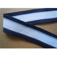 China Durable Woven Jacquard Ribbon Embroidery Fabric Webbing Straps on sale