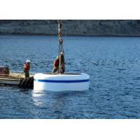 Best Rod Offshore Mooring Buoy , Polythene Channel Marker Buoy For Water Life wholesale