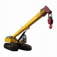 Best Telescopic Crawler Crane with Cummins Engine and Tier 3 Standard wholesale