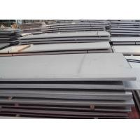 China 431 / 444 Stainless Steel Seamless Metal Sheet , Sheet Metal Material on sale