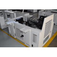 China Undermount 20kva reefer genset container diesel generator chassis mount refrigeration on sale