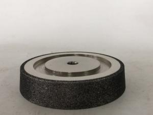 China 5Alloy Oblateness Electroplated CBN Grinding Wheels on sale
