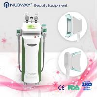 4 in 1 cavitation Lipolaser RF Fat Freezing cryolipolysis machine Professional criolipolisis slimming machine