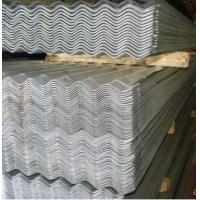 China High Strength Prepainted / Unpainted Galvanized Corrugated Steel Roofing Sheet on sale