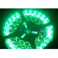 Best Flexible LED strip light 12V / 5m / 2A / 50000 hours in green color for auditorium walkway wholesale