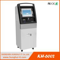 Best Automated Teller Machine with Cashcode Cash Acceptor and MFS Cash Dispenser wholesale