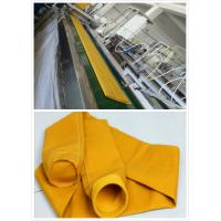 Best Cement Plant Fabric Filter Plant Bags P84 Filter Cloth Material Maximum Flexibility wholesale